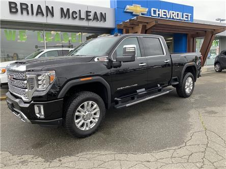 2020 GMC Sierra 3500HD Denali (Stk: M5278-20) in Courtenay - Image 1 of 19