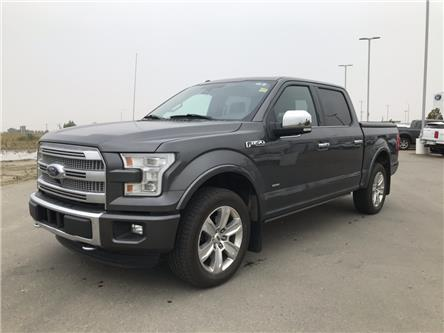 2015 Ford F-150 Platinum (Stk: LLT060A) in Ft. Saskatchewan - Image 1 of 21