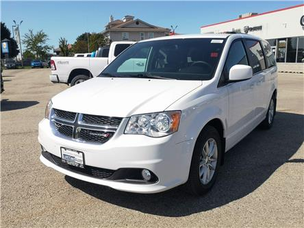 2020 Dodge Grand Caravan Premium Plus (Stk: 20-256) in Ingersoll - Image 1 of 20