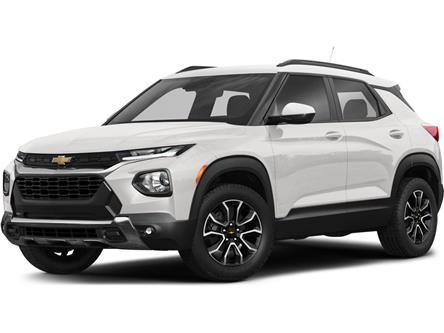 2021 Chevrolet TrailBlazer RS (Stk: F-XZJNBR) in Oshawa - Image 1 of 5