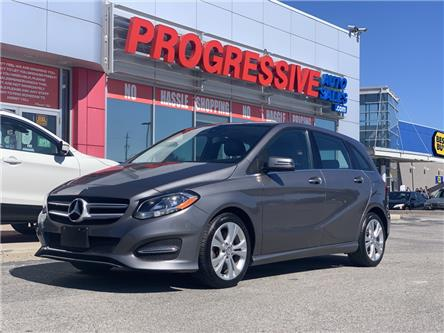 2015 Mercedes-Benz B-Class Sports Tourer (Stk: FJ306443) in Sarnia - Image 1 of 19