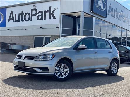 2018 Volkswagen Golf 1.8 TSI Trendline (Stk: 18-85736RJB) in Barrie - Image 1 of 23