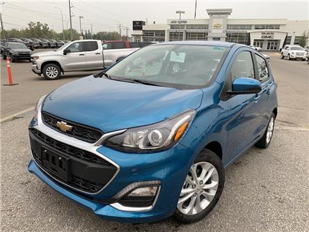 2021 Chevrolet Spark 1LT CVT (Stk: MC705944) in Calgary - Image 1 of 24