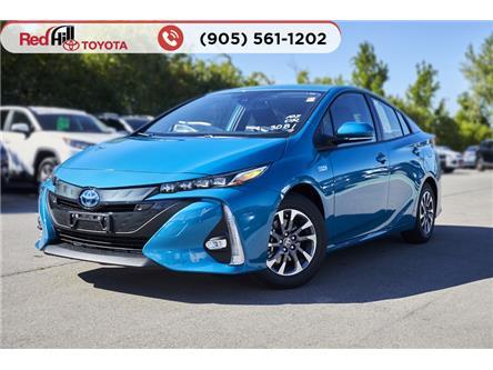 2021 Toyota Prius Prime Upgrade (Stk: 21027) in Hamilton - Image 1 of 21