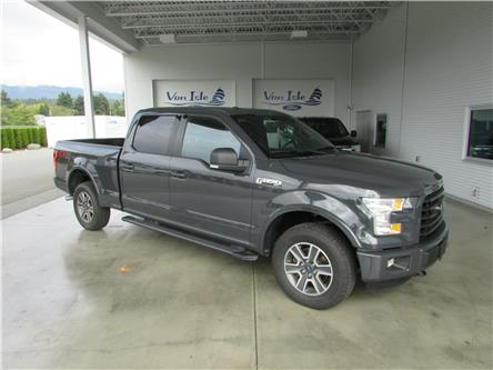 2016 Ford F-150 XLT (Stk: 20258A) in Port Alberni - Image 1 of 11