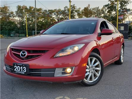 2013 Mazda MAZDA6 GT-I4 (Stk: 5505) in Mississauga - Image 1 of 22