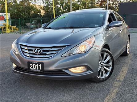 2011 Hyundai Sonata 2.0T Limited (Stk: 5498) in Mississauga - Image 1 of 26