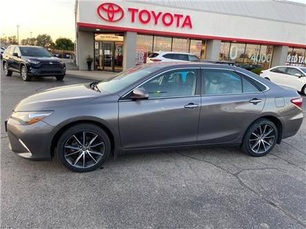 2017 Toyota Camry  (Stk: 2010191) in Cambridge - Image 1 of 8