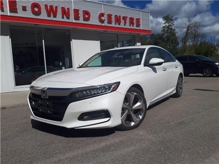 2018 Honda Accord Touring (Stk: E-2428) in Brockville - Image 1 of 22