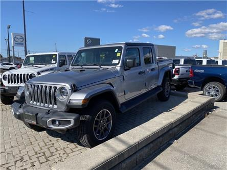 2020 Jeep Gladiator Overland (Stk: N04572) in Chatham - Image 1 of 16