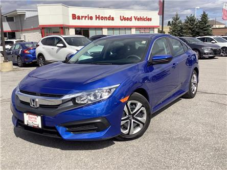 2017 Honda Civic LX (Stk: U17786) in Barrie - Image 1 of 22