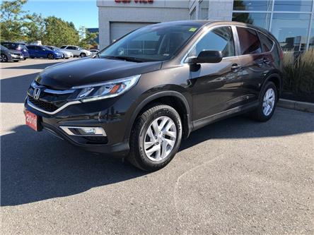 2016 Honda CR-V EX (Stk: G1902) in Cobourg - Image 1 of 26