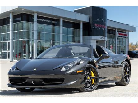 2013 Ferrari 458 Base (Stk: 20HMS1022) in Mississauga - Image 1 of 32