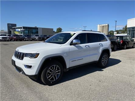 2020 Jeep Grand Cherokee Limited (Stk: N04751) in Chatham - Image 1 of 16