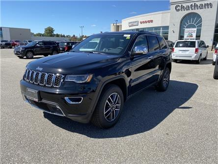 2020 Jeep Grand Cherokee Limited (Stk: N04632) in Chatham - Image 1 of 17