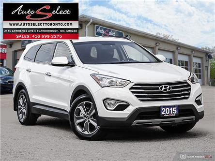 2015 Hyundai Santa Fe XL 7 Passenger (Stk: 1XL7P121) in Scarborough - Image 1 of 28