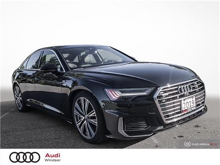 2019 Audi A6 55 Technik (Stk: 20534) in Windsor - Image 1 of 30