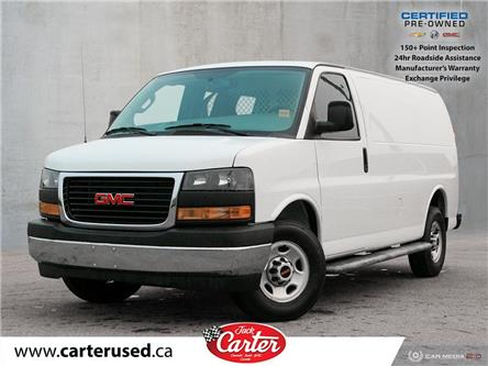 2018 GMC Savana 2500 Work Van (Stk: 57199L) in Calgary - Image 1 of 27