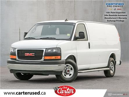 2019 GMC Savana 2500 Work Van (Stk: 92185L) in Calgary - Image 1 of 27