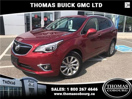 2019 Buick Envision Essence (Stk: UT31808) in Cobourg - Image 1 of 27