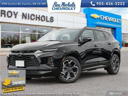 2021 Chevrolet Blazer RS (Stk: 71795) in Courtice - Image 1 of 14