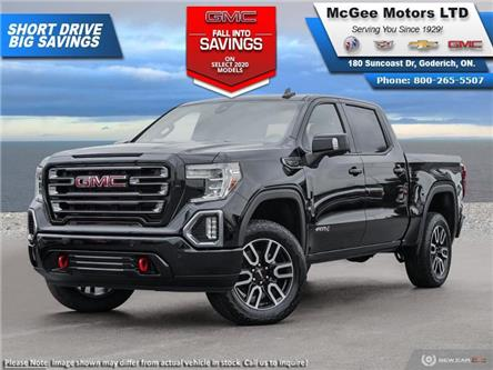 2020 GMC Sierra 1500 AT4 (Stk: 373798) in Goderich - Image 1 of 23