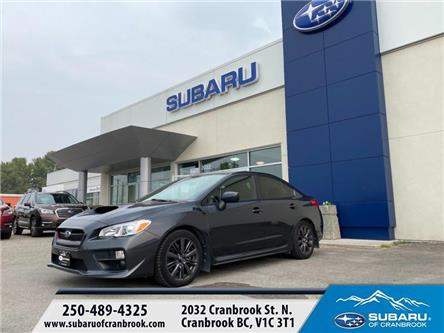 2017 Subaru WRX Base (Stk: 18293U) in Cranbrook - Image 1 of 20