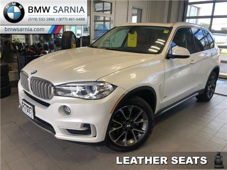 2018 BMW X5 xDrive35i (Stk: XU316) in Sarnia - Image 1 of 20