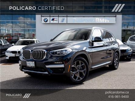 2021 BMW X3 xDrive30i (Stk: 1D82443) in Brampton - Image 1 of 19