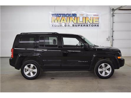 2014 Jeep Patriot Sport/North (Stk: L1252B) in Watrous - Image 1 of 33