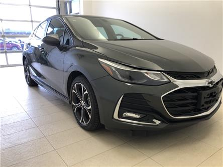 2019 Chevrolet Cruze LT (Stk: 01072A) in Sudbury - Image 1 of 12