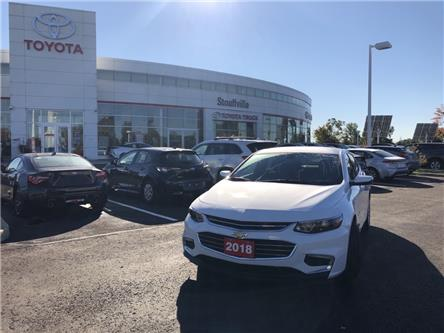2018 Chevrolet Malibu LT (Stk: P2237A) in Whitchurch-Stouffville - Image 1 of 15