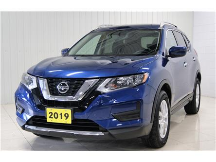 2019 Nissan Rogue S (Stk: V20267A) in Sault Ste. Marie - Image 1 of 17
