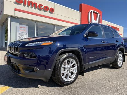 2016 Jeep Cherokee North (Stk: 20148A) in Simcoe - Image 1 of 19