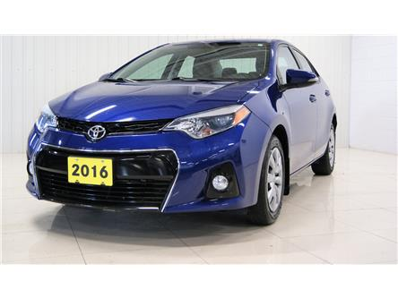 2016 Toyota Corolla S (Stk: P5980) in Sault Ste. Marie - Image 1 of 17