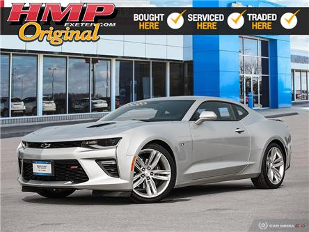 2018 Chevrolet Camaro 2SS (Stk: 81470) in Exeter - Image 1 of 27