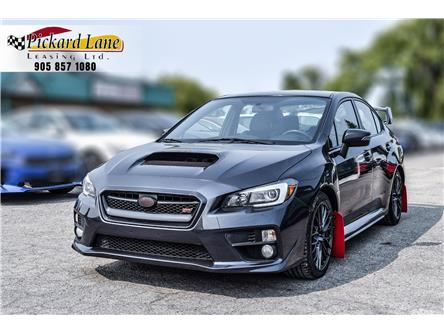 2015 Subaru WRX STI Sport Package (Stk: 804430) in Bolton - Image 1 of 24