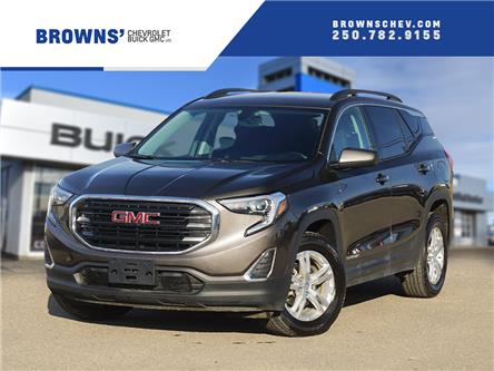 2019 GMC Terrain SLE (Stk: T19-161A) in Dawson Creek - Image 1 of 15
