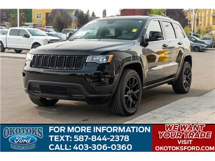 2018 Jeep Grand Cherokee Limited (Stk: B81730) in Okotoks - Image 1 of 26