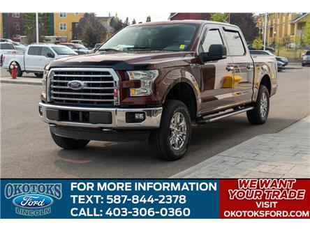 2016 Ford F-150 XLT (Stk: B84000) in Okotoks - Image 1 of 24
