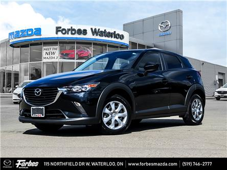 2017 Mazda CX-3 GX (Stk: T7016A) in Waterloo - Image 1 of 24