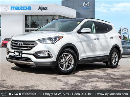 2017 Hyundai Santa Fe Sport  (Stk: P5524A) in Ajax - Image 1 of 30
