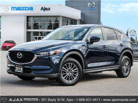 2018 Mazda CX-5  (Stk: P5578) in Ajax - Image 1 of 26