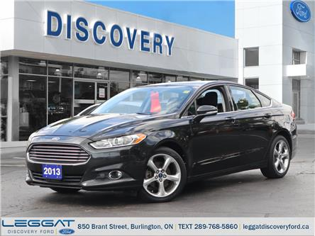 2013 Ford Fusion SE (Stk: 13-09986-T) in Burlington - Image 1 of 20