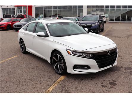 2020 Honda Accord Sport 1.5T (Stk: 2200839) in Calgary - Image 1 of 10