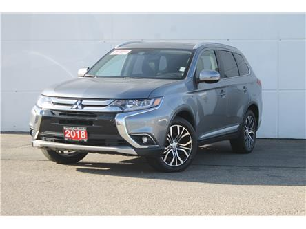 2018 Mitsubishi Outlander GT (Stk: P20-100) in Vernon - Image 1 of 10