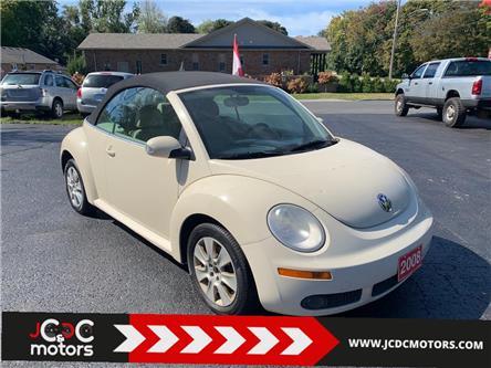 2008 Volkswagen New Beetle 2.5L Trendline (Stk: ) in Cobourg - Image 1 of 16