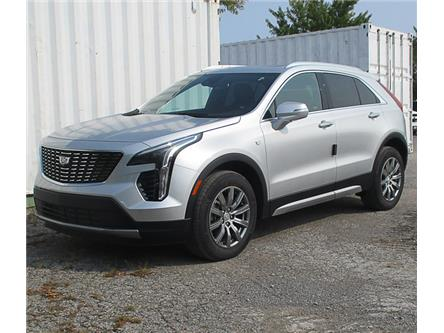 2021 Cadillac XT4 Premium Luxury (Stk: 21018) in Peterborough - Image 1 of 3