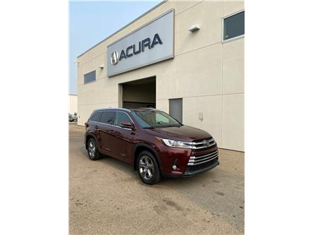 2018 Toyota Highlander Limited (Stk: PW0184) in Red Deer - Image 1 of 28