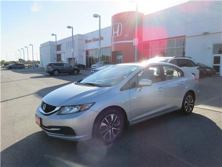 2014 Honda Civic EX (Stk: 28628LA) in Ottawa - Image 1 of 17